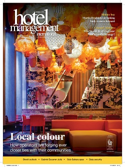 Hotel Management International Autumn 2016