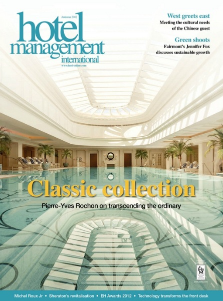 Hotel Management International Autumn 2012