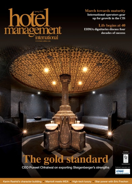 Hotel Management International Spring 2013