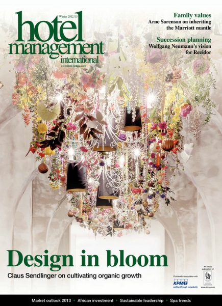 Hotel Management International Winter 2012/2013