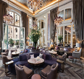 A hotel for the ages Having closed for a €200-million renovation more than four years ago, Paris's legendary Hôtel de Crillon, under Rosewood's management, is once again open for business.