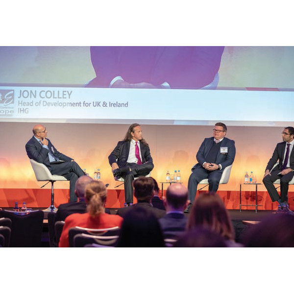 Big issues: London's Hotel Investment Conference Europe